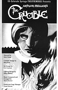 a literary analysis of american face in the crucible by arthur miller A selective list of online literary criticism and analysis for the twentieth-century american playwright arthur miller ed arthur miller's the crucible.